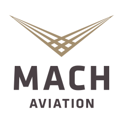 Mach Aviation Logo